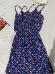 Vestido florido- Código girls