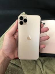 IPhone 11 Pro max Gold (passo cartão)