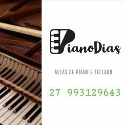 AULAS DE PIANO ?