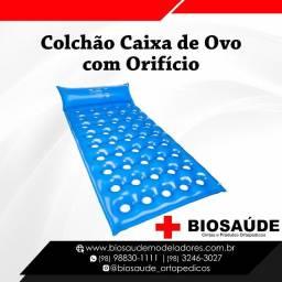 Colchão caixa de ovo loja Biosaude Angelim whats para *