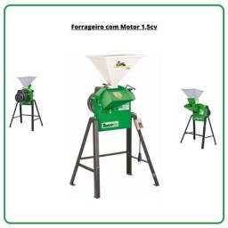 Forrageiro com Motor 1,5cv Monof. 220v - Agromaquinas - Trapp