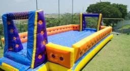 Futebol de Sabão para Festas e Eventos