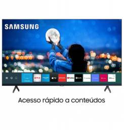 Smart TV 4K 50 Polegadas Samsung Lacrada