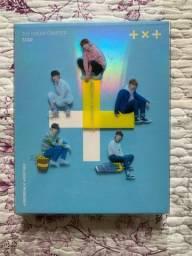 album TXT the dream chapter usado