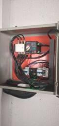 Manutenção e instalação gerador,instalação eletrica