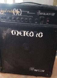 Cubo Amplificador Para Baixo - Meteoro Star Black 15 - 240W RMS