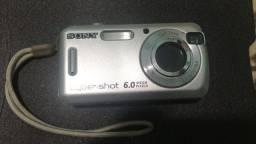 Câmera Digital Sony Cybershot DSC-S600