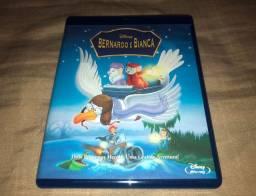 Bluray Bernardo e Bianca - Disney - Raríssimo