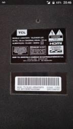 """Tv Tcl 55"""" Modelo L55s4700fs Ver DescriÇao"""