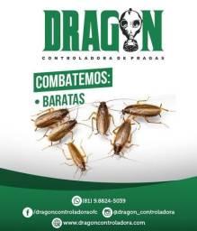 Controle de Baratas, Formigas, escorpiões, Ratos, Pragas em geral
