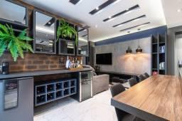 Apartamento Semi Mobiliado no Ecoville - 2 Quartos - 3 Vagas - 19º Andar - Ecoville