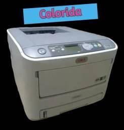 Impressora Led Colorida Okidata 6405