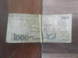 1.000 Cruzeiros 1991 Cândido Rondon