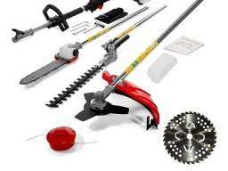 Roçadeira multifuncional SIGA tools 4em1 63cc (com disco dentado de brinde) Black friday<br>