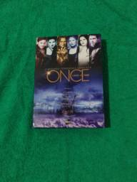 Box DVD 2° Tem Once upon a  time