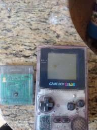 Game boy color edição transparente