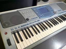 Teclado arranjador e controlador yamaha PSR 1100