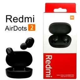 ?? Fone Redmi Airdots 2 Bluetooth Sem Fio Original Xiaomi ??