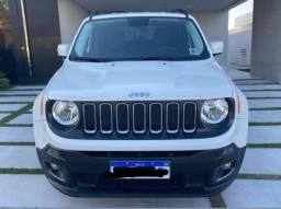Título do anúncio: Jeep Renegade Longitude Branco Automático 1.8 Flex (28.000 km)