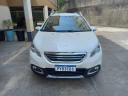Título do anúncio: Peugeot 2008 Allure Pack 1.6 16v - Automático - 2017 - c/Nota Fiscal de Compra