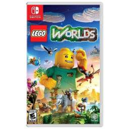 Novo lego worlds nintendo switch