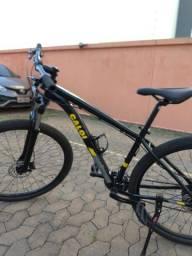 Bicicleta Caloi MTB Explorer Sport - Novíssima!
