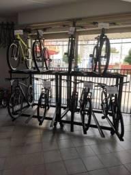 Título do anúncio: URGENTE Vendo 2 Suporte Exposição de Bikes
