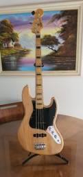VENDO baixo squire jass bass vintage modified