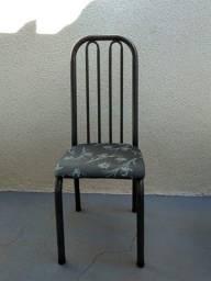 Cadeiras novas, de Aluminio