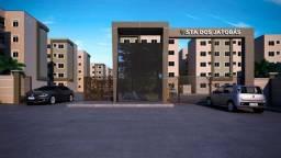  APO  Bairro Planejado Parque Mosaico  Apartamento de 2 Quartos C/ Varanda e Elevador