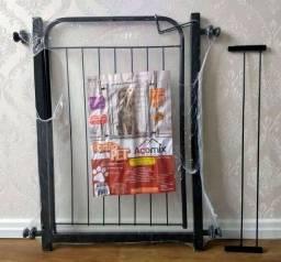 Portãozinho de proteção novo