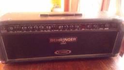 Cabeçote Amplificador Behringer V-tone Gmx1200h