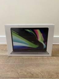 Título do anúncio: Macbook Pro M1 13,3? 512GB lacrado na caixa