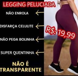 LEGGING PELUCIADA CÓS ALTO