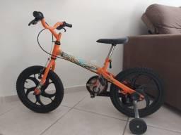 bicicleta infantil Caloi aro 16