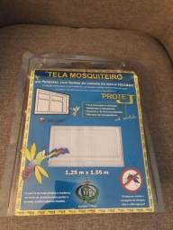 Tela Mosqueteiro com Velcro 1,25 x 1,55