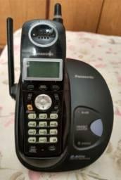 Título do anúncio: Telefone sem fio Panasonic