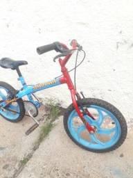 Bicicleta crozinha aro 16 nois entregar