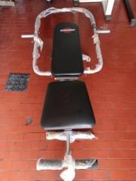 Título do anúncio: Cadeira de abdominal com carga