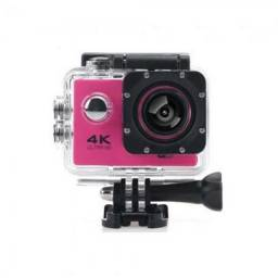 Título do anúncio: Câmera ultra HD rosa