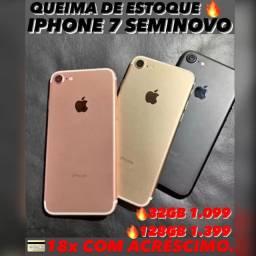 Promoção de iPhone 7 seminovo