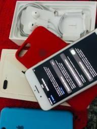 Título do anúncio: iPhone 8 plus 128 GB na garantia, com nota fiscal!