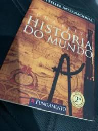 Livro uma breve história do mundo