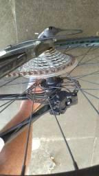Vendo bicicleta nova nunca usada