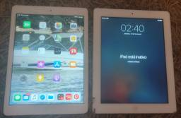 iPad Air e iPad 2 perfeito funcionamento (+ cases)