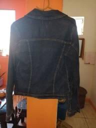 Jaqueta jeans Marfino P,Casaco Levis P impermeável 70 cada