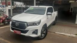 Título do anúncio: Hilux SRX 4x4 Diesel Automática 2019