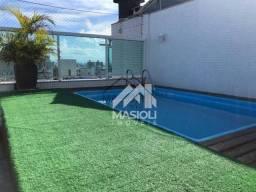 Título do anúncio: Cobertura com 4 dormitórios à venda, 240 m² por R$ 2.000.000,00 - Praia da Costa - Vila Ve