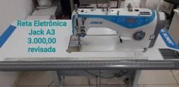 Máquinas de costura revisadas