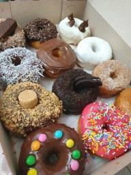 Título do anúncio: Vendo empresa de Donuts completa